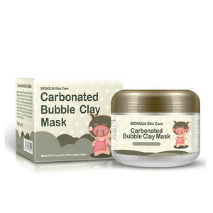 Milky Piggy BioAqua Carbonated Bubble Clay Mask
