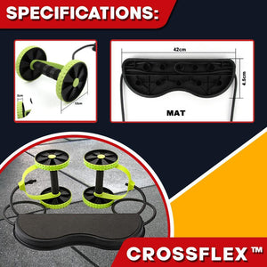 Crossflex™ 40-Way Gym Trainer