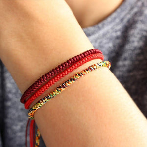 Anti-Anxiety Tibetan Handmade Bracelet
