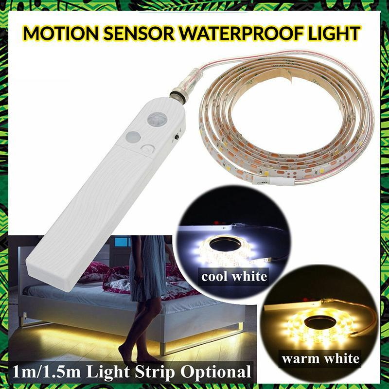 Save electricity-LED Motion Sensor Waterproof Light