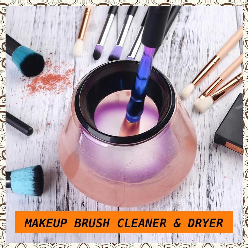 Ultimate Brush Cleaner & Dryer