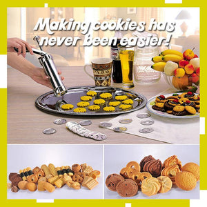 Pro Cookie Maker Set