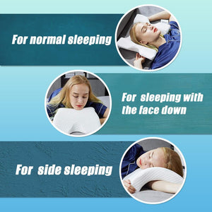 EasySleep™ Pillow - keeps your arms from going numb