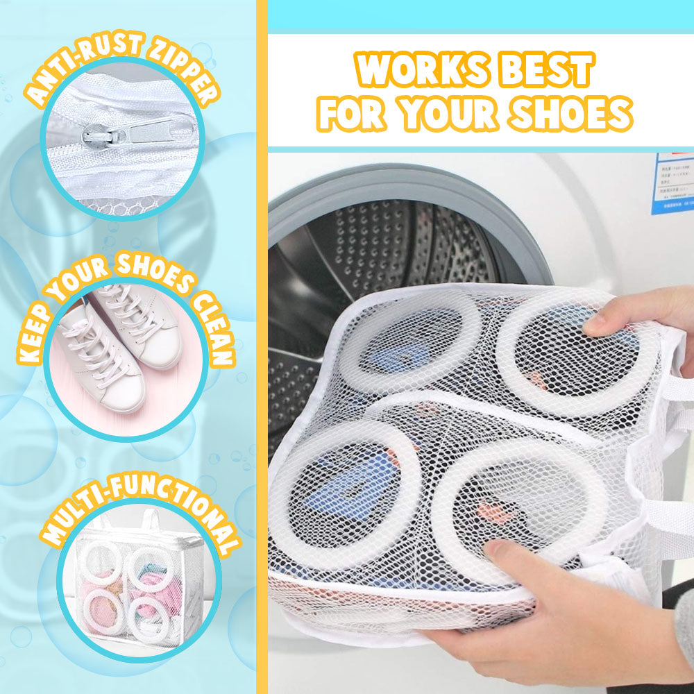 Shoes Washing Bags (Set of 3)