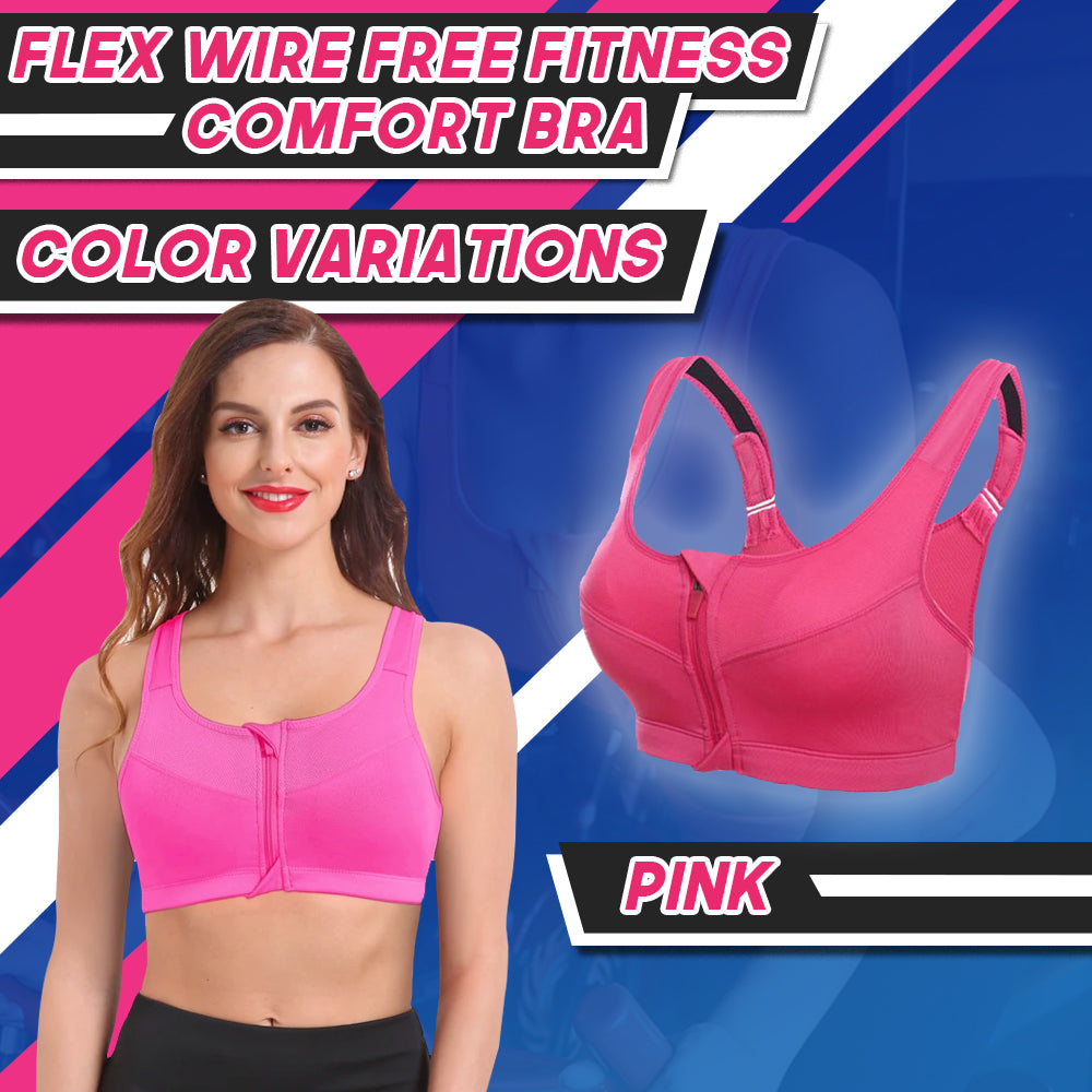 WireFree Fitness Comfort Bra(UP TO 4XL!🌟) BUY 1 GET 1 FREE