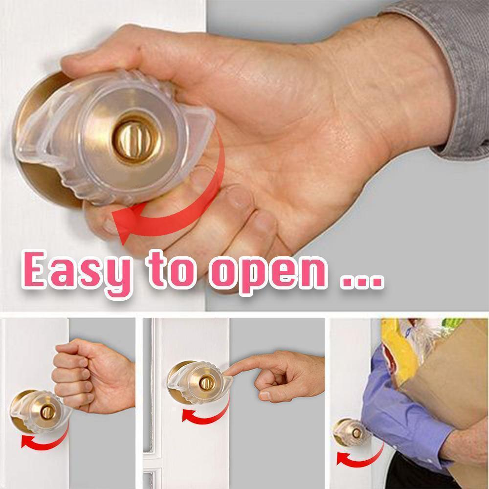 Easy Open Doorknob Grip