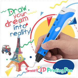 Smart 3D Printing Pen (50 Off Today!)