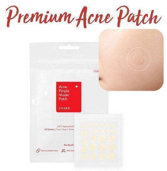 Premium Acne & Skin Tag Patch (Set of 24)