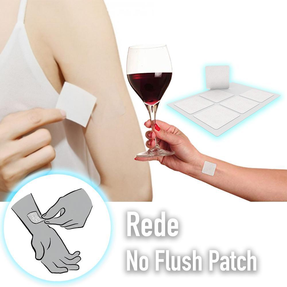 Rede™ No Flush Patch (Set of 10)