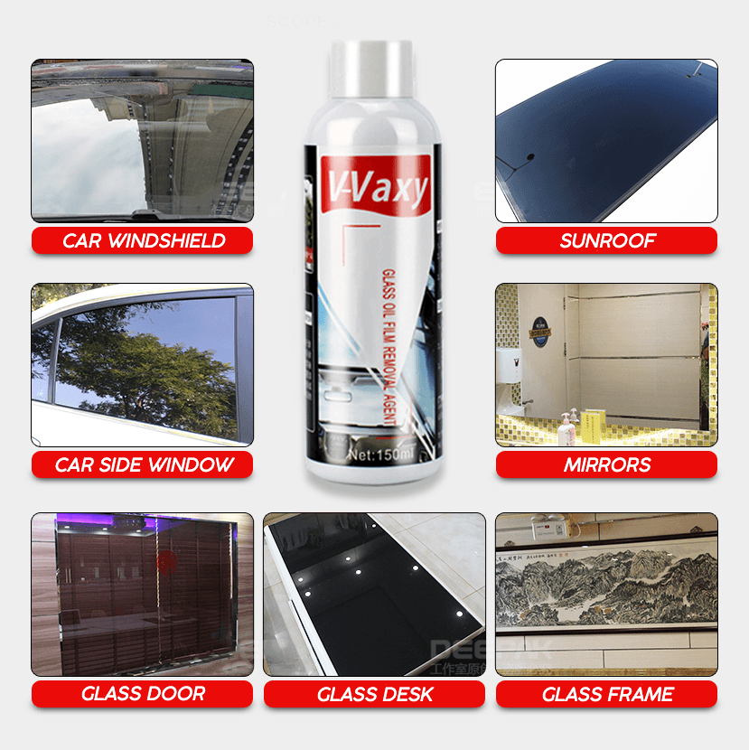 V-Vaxy™ All-Purpose Glass Cleaner