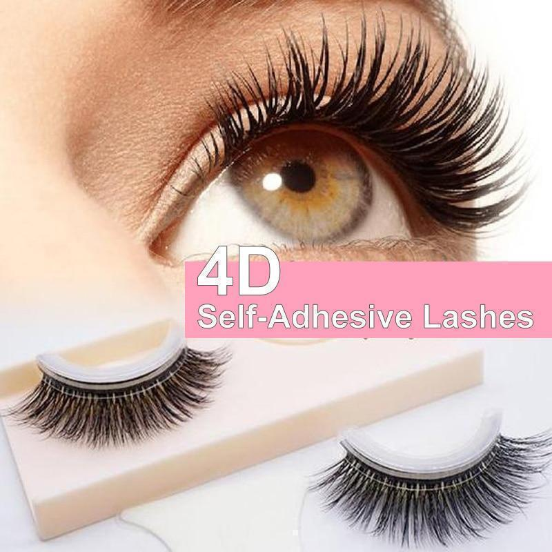 4D Self-Adhesive Lashes