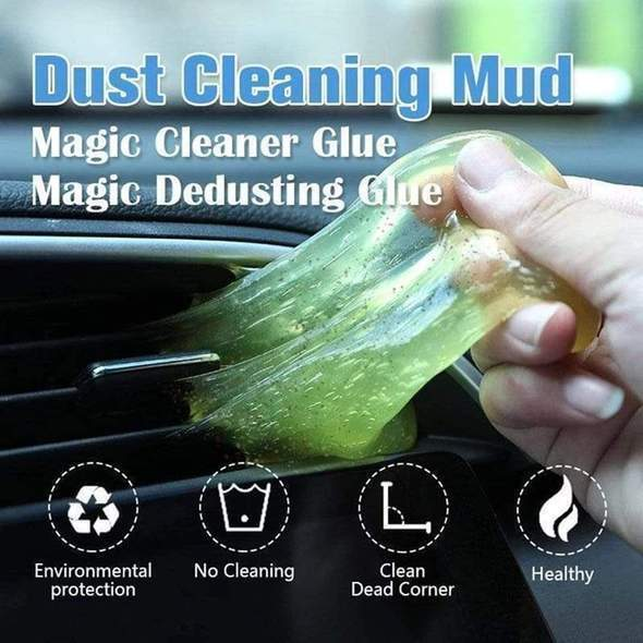 Dust Cleaning Mud