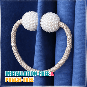 Curtain Magnetic Tieback (Set of 2)