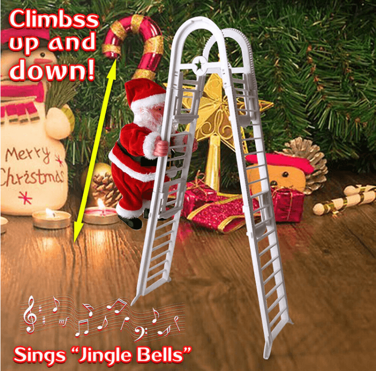 Climbing Santa Claus ( 🔥Pre-Christmas Offer 60% OFF Today! )