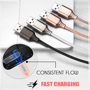 Auto Cut-off Fast Charging USB Cable