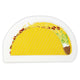 JUMBO SHAPED NAPKINS - TACO