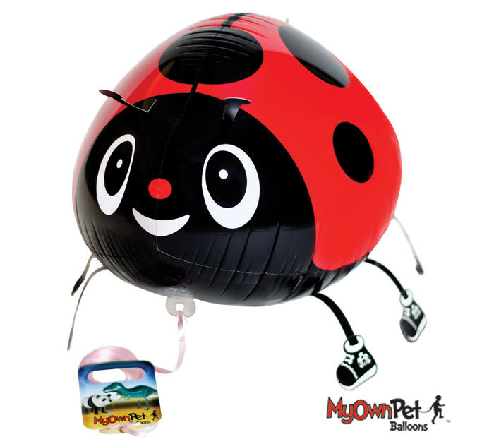 My Own Pet Ladybug  air walker balloon