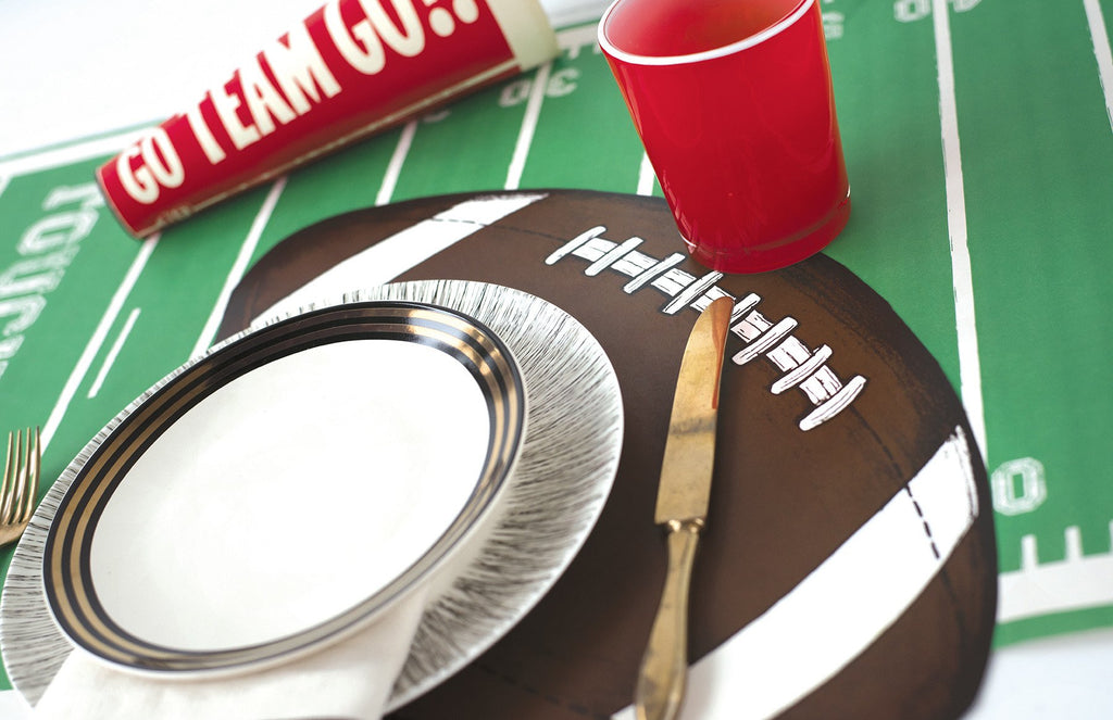 Football Paper Placemats