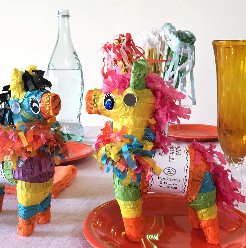 Mini Tabletop Piñata