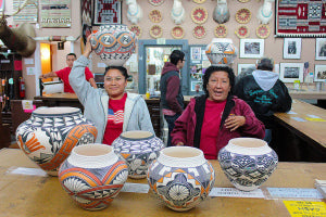 Introduction to Pueblo Pottery