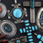 Wide sellection of styles and sizes of pendants by Calvin Martinez
