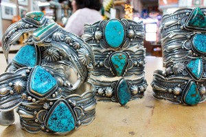 Turquoise Jewelry by Gene Natan