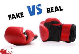 Fake VS Real