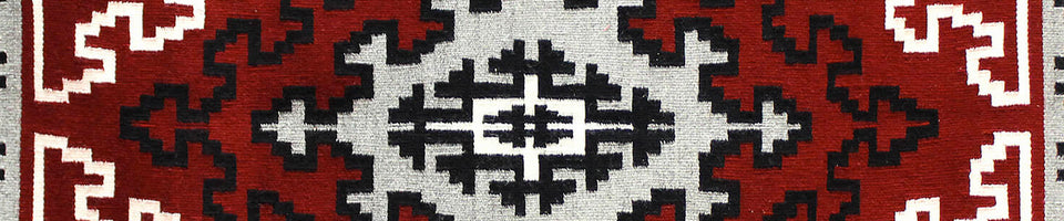 The Navajo Rug and Weaving