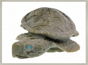 Turtle Zuni Fetish Meaning