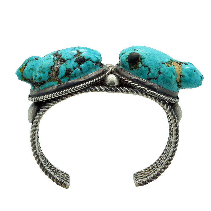 Fred Thompson and Leekya Deyuse, Frog Fetish Bracelet 6 1/4