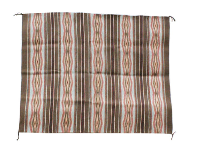 "Load image into Gallery viewer, Marilynn Francis, Wide Ruins Rug, Navajo Handwoven, 33.5"" x 42"""