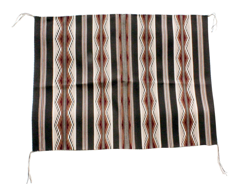 Justin Smith, Wide Ruins, Navajo Handwoven Rug, 48