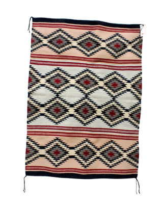 "Load image into Gallery viewer, Donald Yazzie, Wide Ruins Rug, Navajo Handwoven, 43"" x 59.5"""