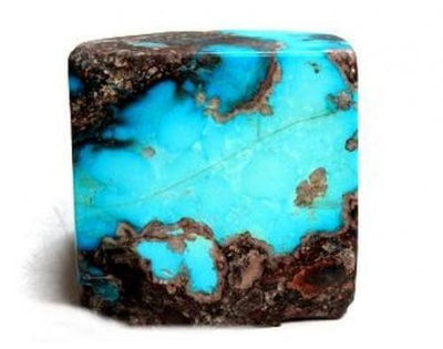 Load image into Gallery viewer, Bisbee Turquoise Specimen, Collectible Stone