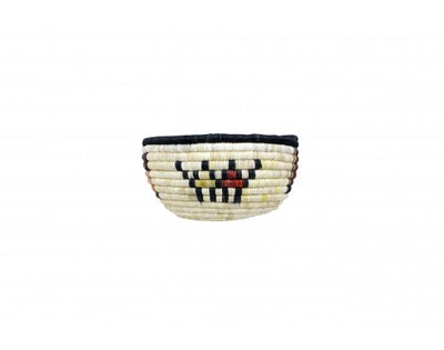 Load image into Gallery viewer, Gladys Kagenveama, Hopi Coiled Basket, 4 1/2'' x 9 1/4''