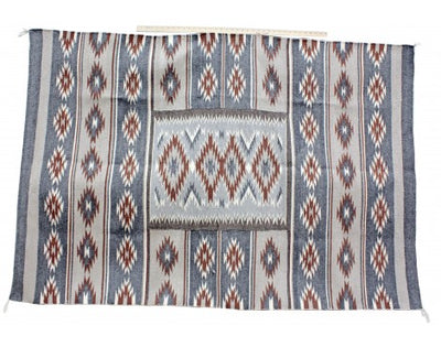 Load image into Gallery viewer, Zonnie Deschine, Chinle Rug, Navajo Handwoven, 73 in x 50 in