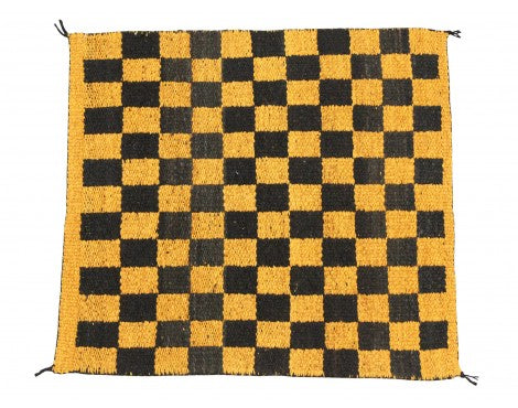 Alice Chee, Saddle Blanket, Navajo Handwoven, 27