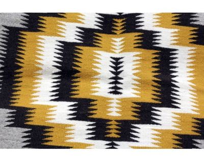 Load image into Gallery viewer, Rose Gorman, Circular Eye Dazzler Rug, Navajo Handwoven, 22