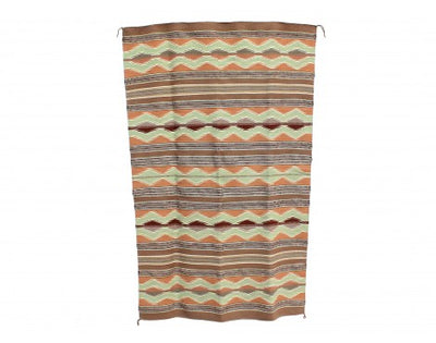 "Load image into Gallery viewer, Erma Francis, Wide Ruins Rug, Navajo Handwoven, 32"" x 53"""