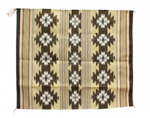 "Rose Tsinnie, Chinle Rug, Navajo Handwoven, 42 1/2"" x 49 1/2"""