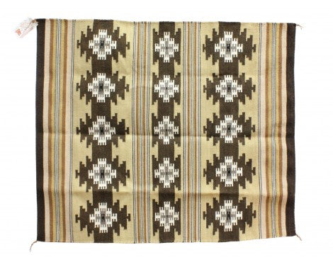Rose Tsinnie, Chinle Rug, Navajo Handwoven, 42 1/2