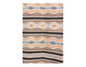 "Mary Francis, Wide Ruins Rugs, Navajo Handwoven, 35"" x 49"