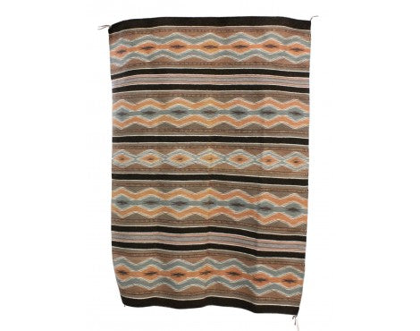 Mary Francis, Wide Ruins Rugs, Navajo Handwoven, 35