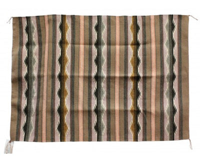 "Load image into Gallery viewer, Erma Francis, Wide Ruins Rug, Navajo Handwoven, 32"" x 46 1/2"""