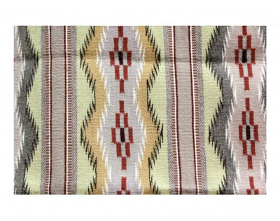 "Load image into Gallery viewer, Erma Francis, Wide Ruins Rug, Navajo Handwoven, 36"" x 50"""
