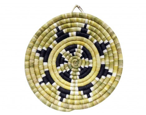 Alicia Adams, Hopi Coil Plaque, 10 1/4