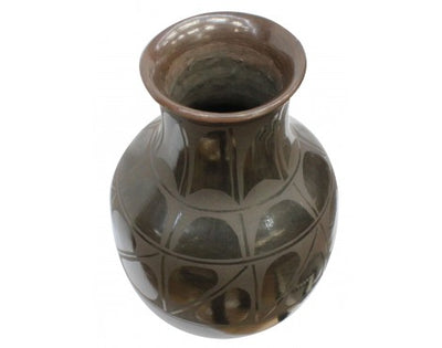 Load image into Gallery viewer, Robert Aguilar, Santo Domingo Pueblo, Large Pottery, 19.5 in x 12.5 in