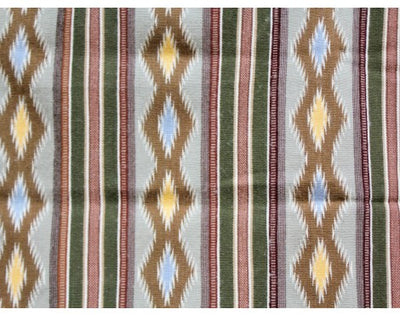 "Load image into Gallery viewer, Erma Francis, Wide Ruins Rug, Navajo Handwoven, 34 1/2""x 52"""