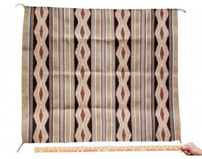 "Load image into Gallery viewer, Erma Francis, Wide Ruins, Navajo Handwoven Rug,  29 1/2""x 46 1/2"""