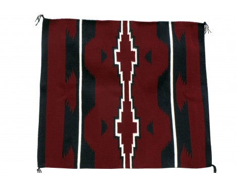 Janet Begay, Chinle, Navajo Handwoven, 32'' x 37''